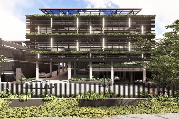 76 Corlett - Legaro Property Development Broll Medical Suites - Highest Rated Green Building in South Africa 4