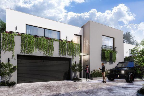 Melrose Walk by Legaro Property Development in Melrose North Johannesburg 5