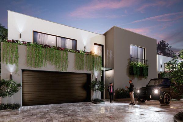 Melrose Walk by Legaro Property Development in Melrose North Johannesburg 6